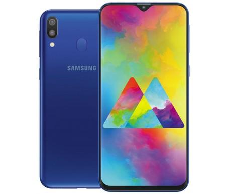"""Galaxy M10 y Galaxy M20: los nuevos smartphones """"para millennials"""" de Samsung tienen notch, doble cámara y gran batería"""