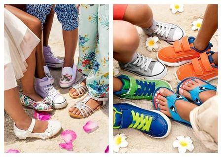 Moda Verano 2014 para bebés y niños: los zapatos de verano más cuquis