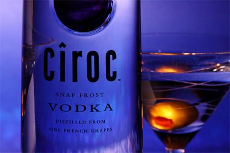 Cîroc Vodka, una bebida diferente