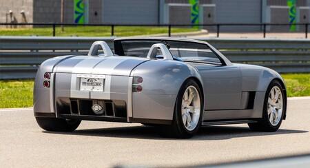 Ford Shelby Cobra Concept Subasta 3