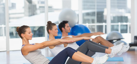 Así te ayuda el Pilates a convertirte en un mejor corredor
