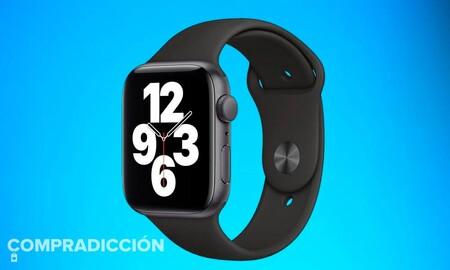 Amazon y MediaMarkt te dejan el Apple Watch SE de 44mm 50 euros más barato antes del lanzamiento de los nuevos modelos