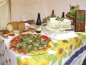 Productos alimentarios elaborados con la planta de la coca