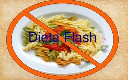 La Dieta Flash. Análisis de dietas milagro (XVIII)