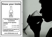 La industria del alcohol del Reino Unido incorporará en sus envases mensajes disuasorios para las futuras mamás