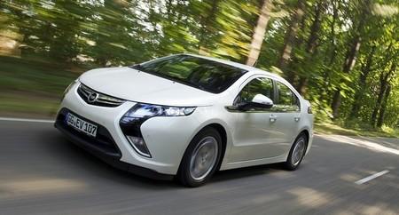 Opel Ampera