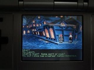 Monkey Island en Nintendo DS