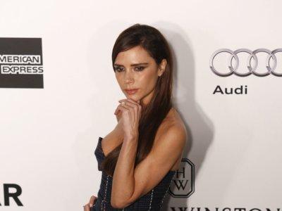 La gala amfAR Hong Kong jalea a Victoria Beckham: ¡no es para menos!