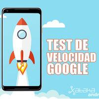 Cómo saber la velocidad de conexión de tu Android desde el buscador de Google