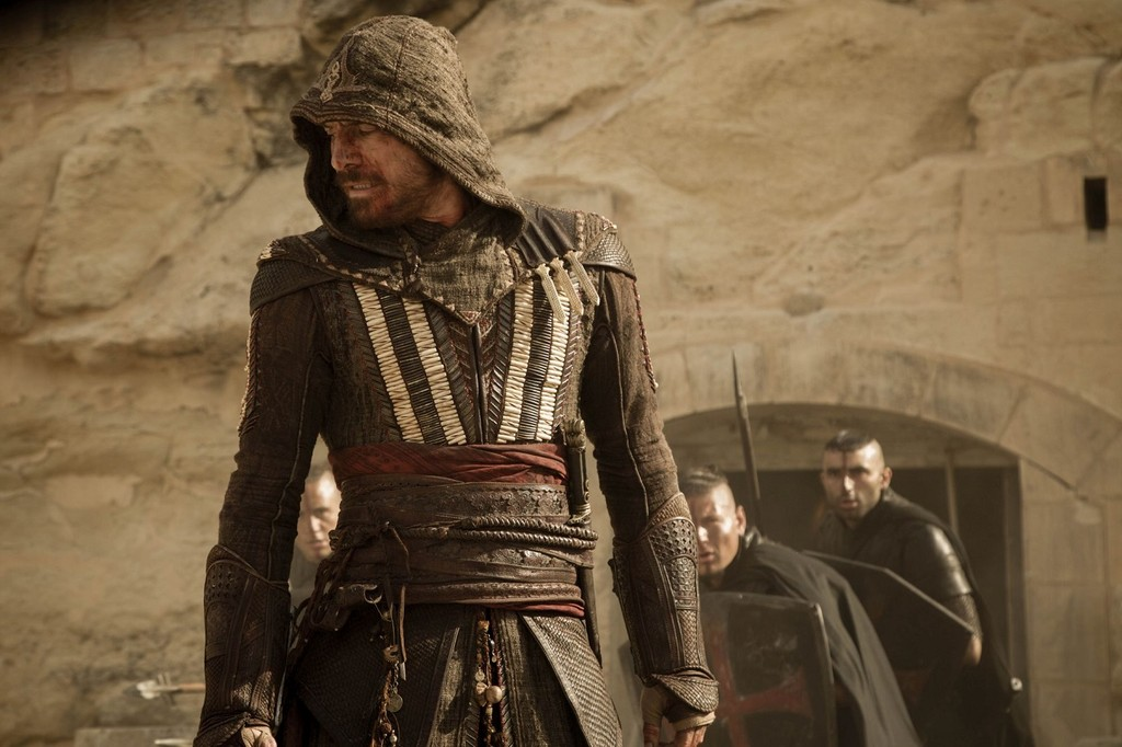 Assassins Creed Michael Fassbender
