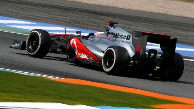 McLaren Alemania