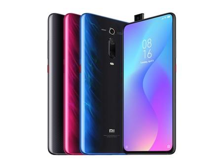 Xiaomi Mi 9t Oficial Colores