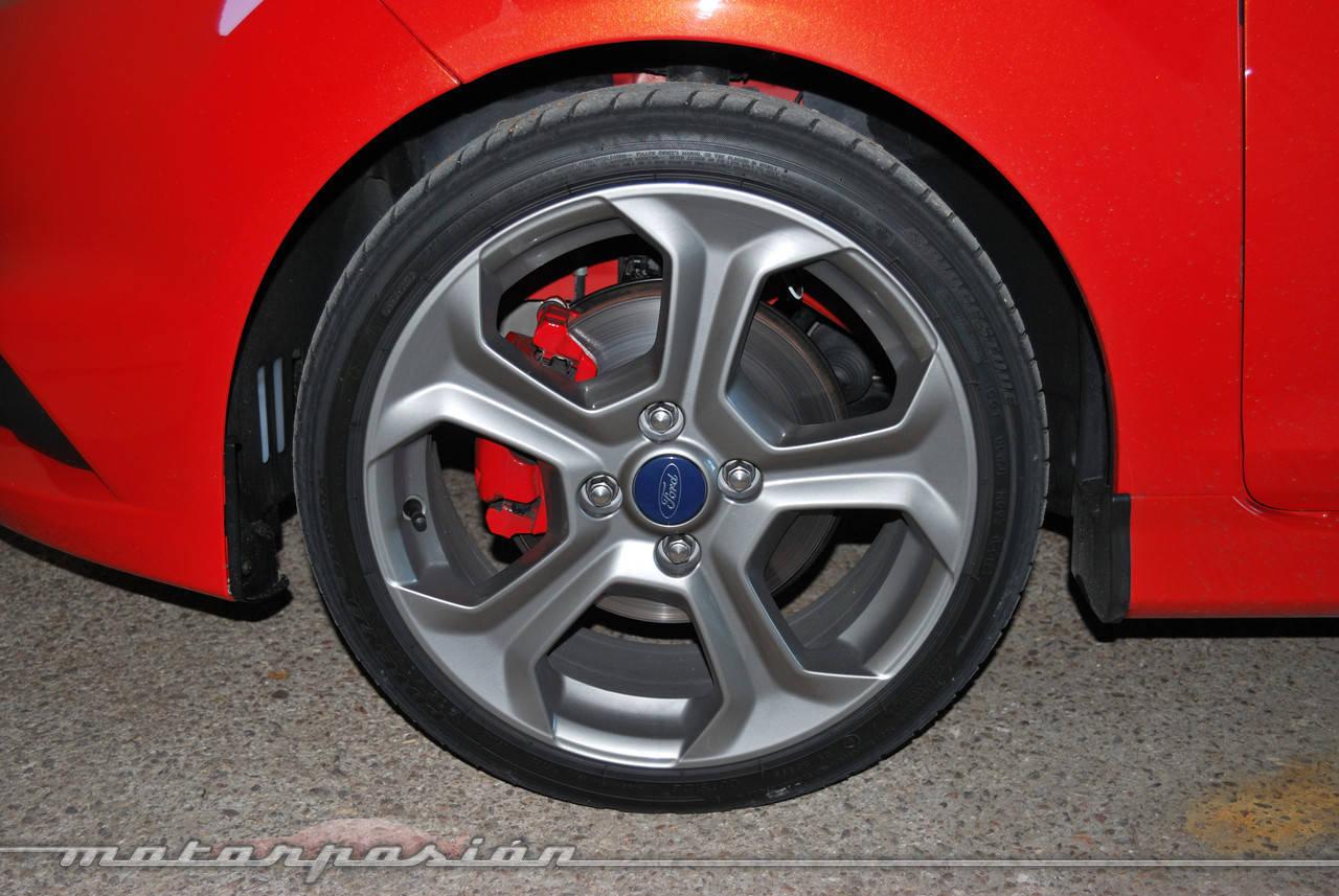 Foto de Ford Fiesta ST (presentación) (18/48)