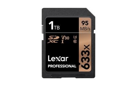 Lexar Professional 1TB 633x SDXC