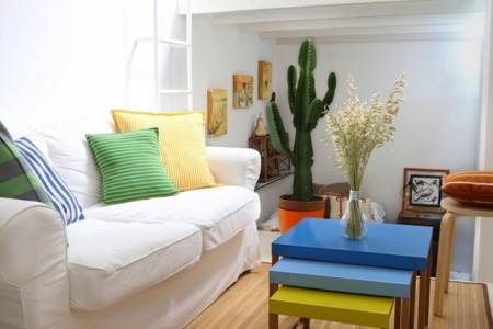 La semana decorativa: mini apartamentos, bodas románticas y destinos para perderse este verano