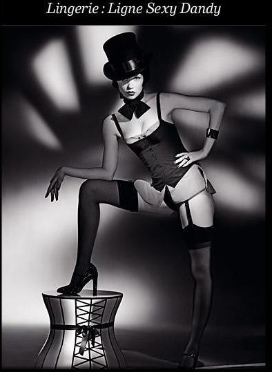 Chantal Thomass, lencería francesa de lujo