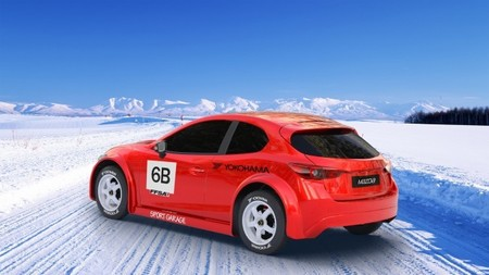 Mazda3 Trophee Andros