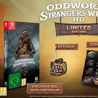 El original Oddworld: Stranger's Wrath contará con dos ediciones en formato físico para Nintendo Switch, una de ellas limitada