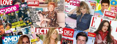 Las portadas del corazón y la prensa rosa de la semana del 22 de julio