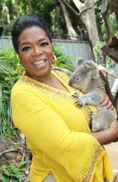 Beyoncé ya tiene madrina para Ivy Blue... ¡La gran Oprah!