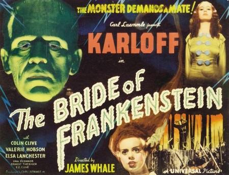 Añorando estrenos: 'La novia de Frankenstein' de James Whale