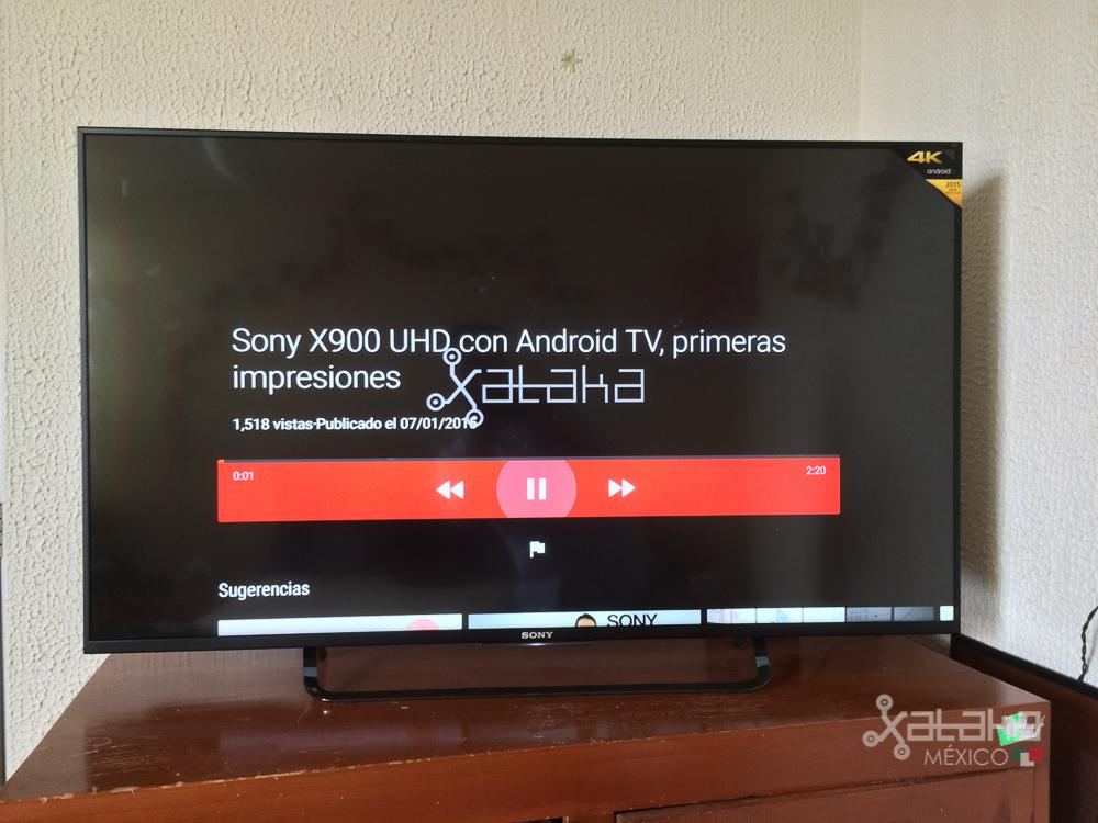 Foto de Interfaz Android TV (6/27)
