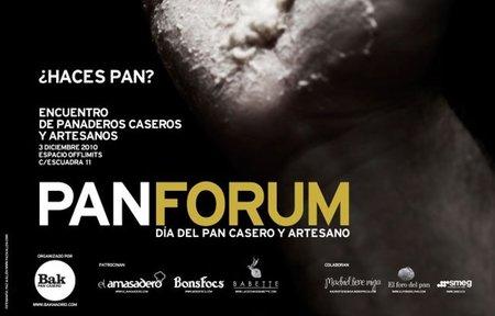 PanForum, encuentro de panaderos caseros y artesanos