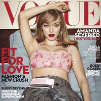 Vogue Australia: Amanda Seyfrie