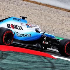 Foto 2 de 7 de la galería rokit-williams-racing-fw42-01 en Motorpasión
