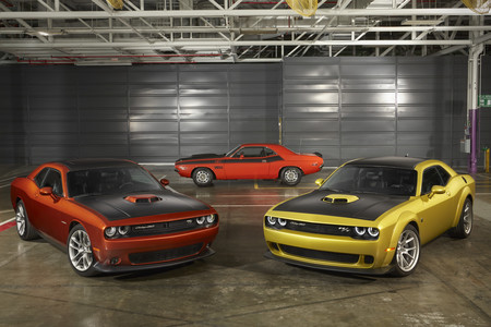 Dodge Challenger 50th Anniversary 1