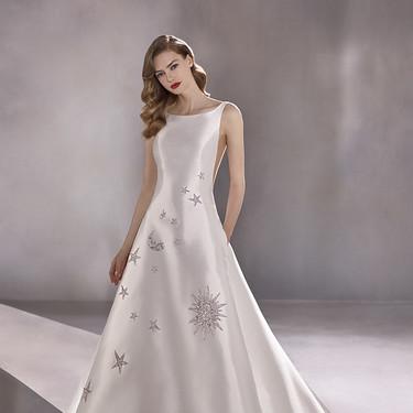 Pronovias invita a todas las novias a personalizar el vestido de sus sueños