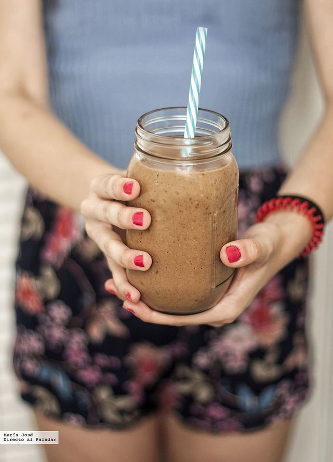 Así se prepara el smoothie que promete un vientre plano (y que arrasa en Pinterest)