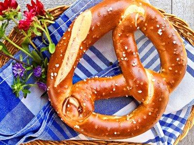 El intrincado rol de los pretzels en la Cuaresma