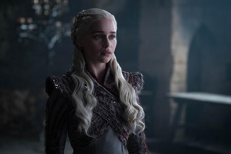 Juego De Tronos Daenerys Estilo Temporada 8 Vestuario