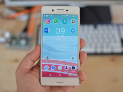 Sony Xperia X, análisis en vídeo