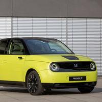 El futuro Honda e ofrecerá 150 CV y 300 Nm: un coche eléctrico cuya versión definitiva veremos este año