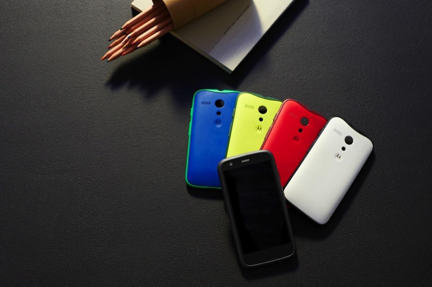 Foto de Motorola Moto G (2/23)