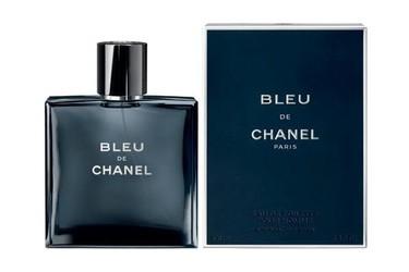 Bleu de Chanel para hombre, la fragancia aromática-fresca del 2010