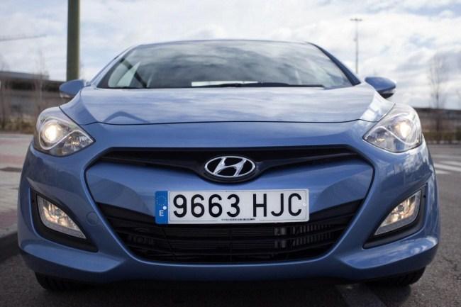 Hyundai i30 Frontal