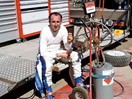 "Robert Kubica:""Si yo fuera dueño de equipo, me gustaría tener a un piloto de pago"""