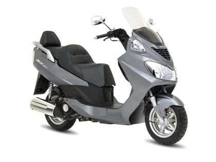 Daelim rebaja los precios de sus motos