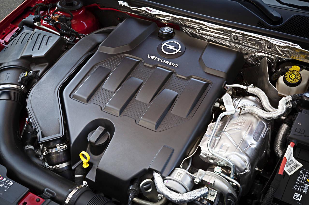 Foto de Opel Insignia OPC 2014 (23/40)