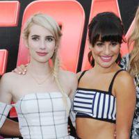 Duelo de estilos: Emma Roberts y Lea Michele juegan al matchy-matchy en el Comic Con