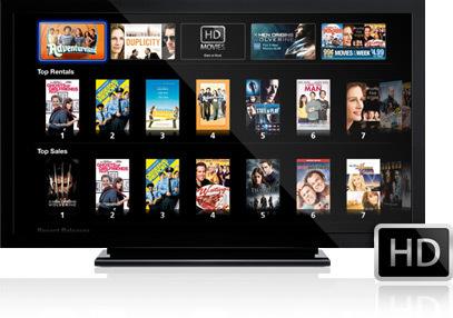 Apple podría ofrecer televisión a través de iTunes