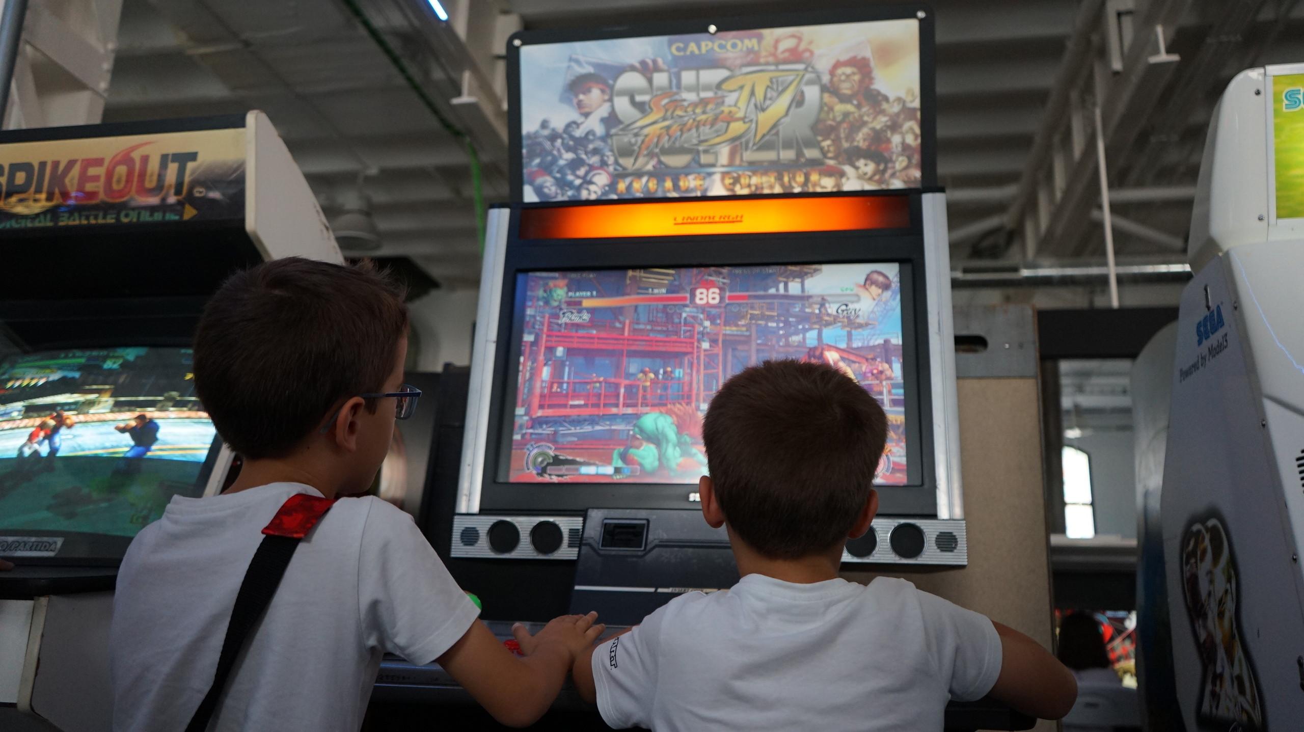 Foto de Museo máquinas Arcade (31/46)
