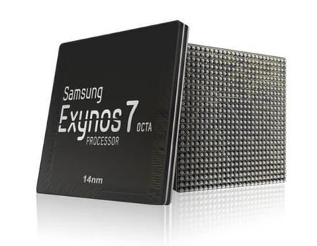 Samsung Exynos 7 Octa Soc