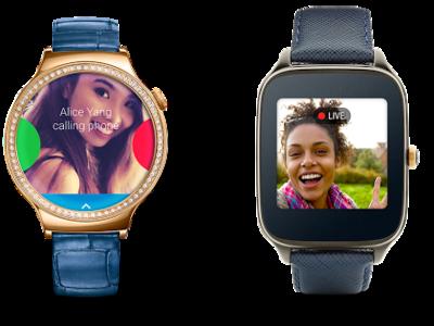 Android Wear 1.4: nuevos gestos, más comandos de voz para mensajes y soporte de altavoces