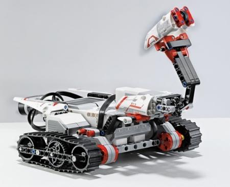 Lego brick mindstorm ev3