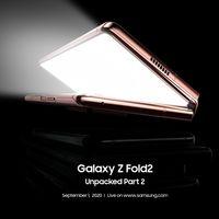 Samsung Galaxy Z Fold 2: sigue la presentación de hoy en directo y en vídeo con nosotros