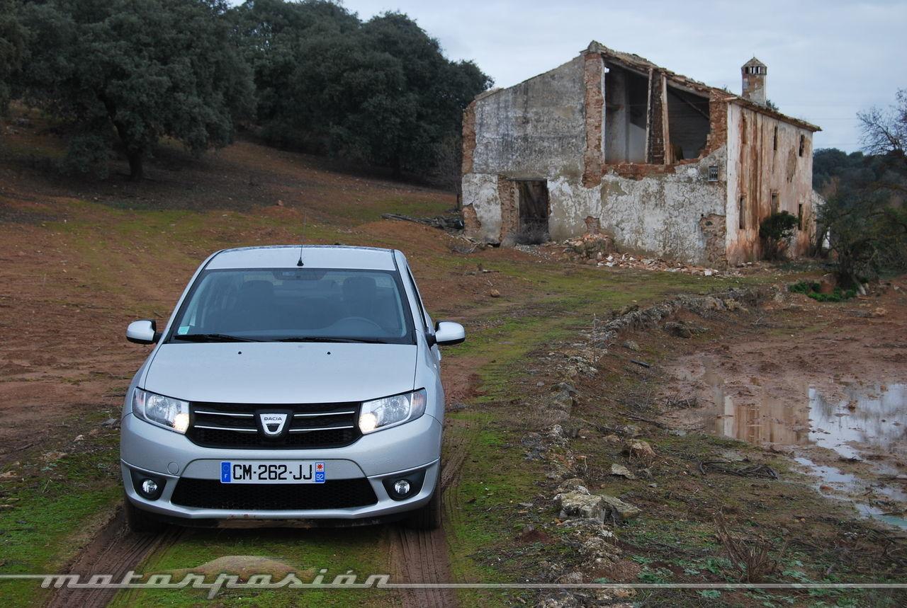 Foto de Dacia Logan 2013 (presentación) (1/22)